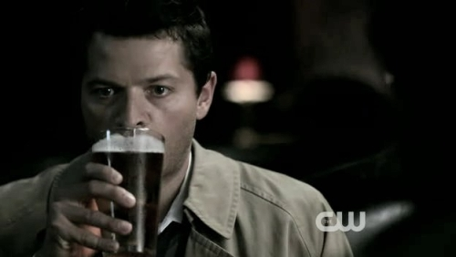 Castiel goes to a brothel