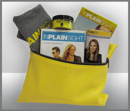 in plain sight prize pack 2011