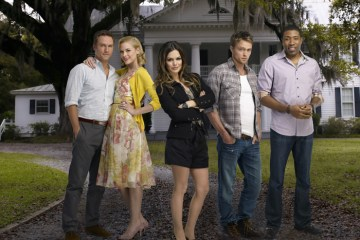 Hart of Dixie The CW