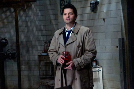 Supernatural (CW) The Man Who Knew Too Much