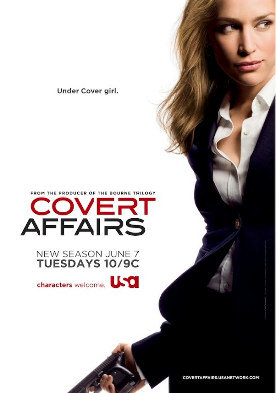 cover affairs season 2 poster
