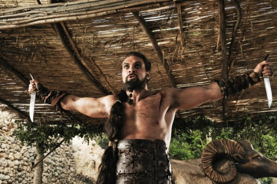 """GAME OF THRONES """"The Pointy End"""" Episode 8 (2)"""