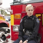 ROOKIE BLUE Heart & Sparks