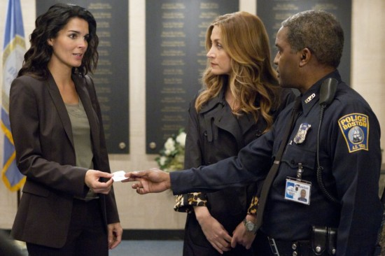 Rizzoli & Isles  (TNT) We Don't Need Another Hero