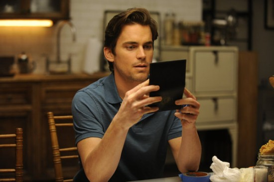 """WHITE COLLAR (USA) """"Where There's A Will"""""""
