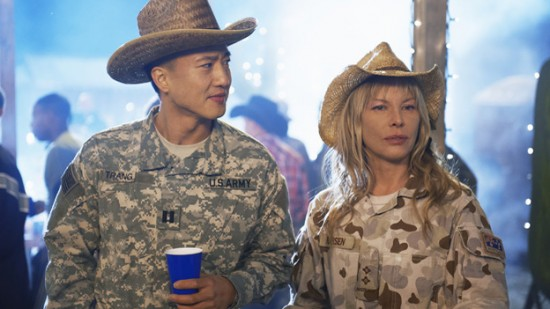 COMBAT HOSPITAL (ABC) It's My Party Episode 3