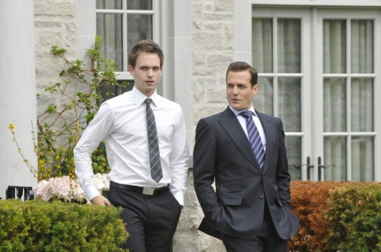 """SUITS (USA) """"Bailout"""" Episode 5"""