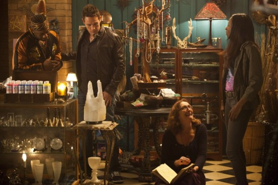 TRUE BLOOD I'm Alive And On Fire Season 4 Episode 4 (6)