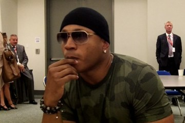 ll cool j comic-con 2011