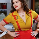 "2 BROKE GIRLS ""And The Break-Up Scene"" Episode 2 (1)"