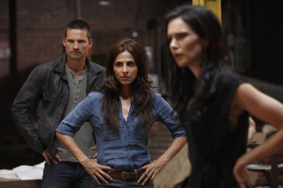 """ALPHAS (SyFy) """"The Unusual Suspects"""" Episode 10 (7)"""