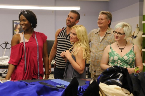 PROJECT RUNWAY Season 9 Episode 7 Can't We Just All Get Along