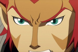 THUNDERCATS (Cartoon Network) The Duelist and The Drifter Episode 8