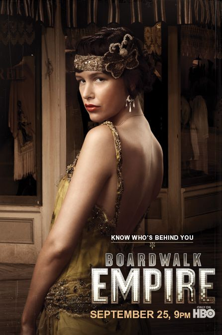 Lucy - boardwalk empire season 2 character poster