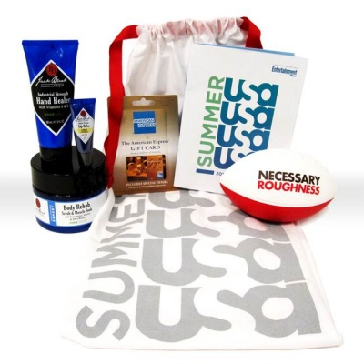 necessary roughness prize pack