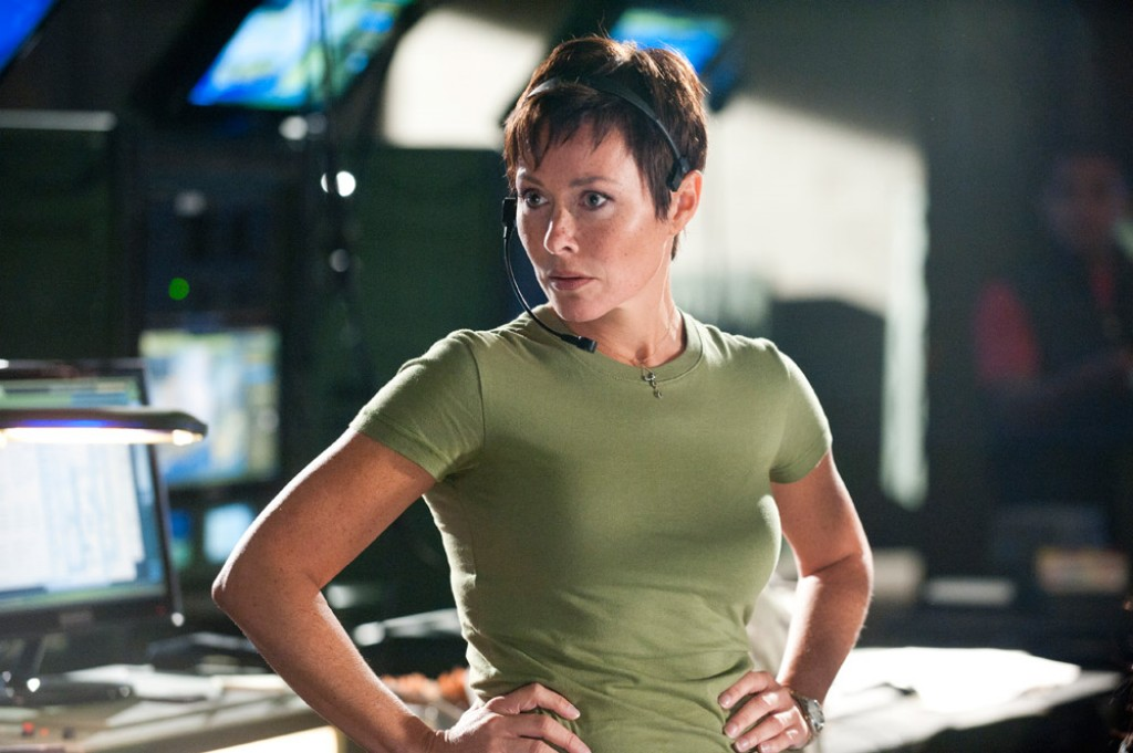 Exclusive Interview STRIKE BACK's Amanda Mealing Answers