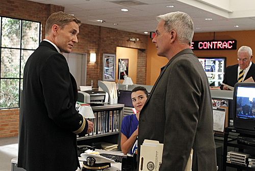 NCIS (CBS) Enemy On The Hill