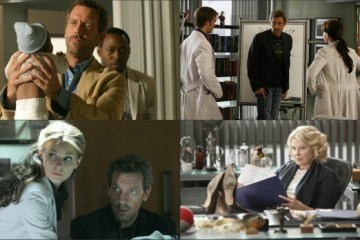 Top Four Craziest Clinic Moments on HOUSE