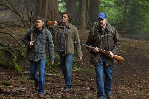SUPERNATURAL How To Win Friends And Influence Monsters Season 7 Episode 9 (6)