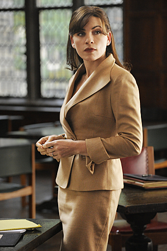 THE GOOD WIFE Parenting Made Easy Season 3