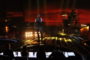 THE X FACTOR Top 10 Perform Episode 15