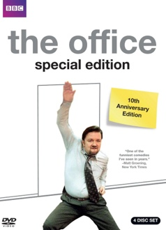 the office uk special edition dvd