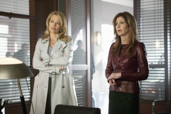 Kate and Megan on Body of Proof