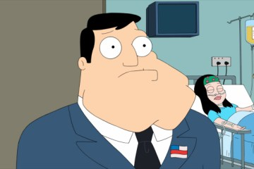 American Dad The Kidney Stays In The Picture Season 7 Episode 16