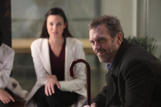 House M.D. Blowing the Whistle