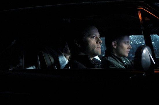 Supernatural The Born-Again Identity Season 7 Episode 17