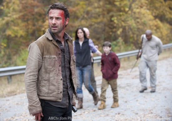 The Walking Dead Beside the Dying Fire Season 2 (2)