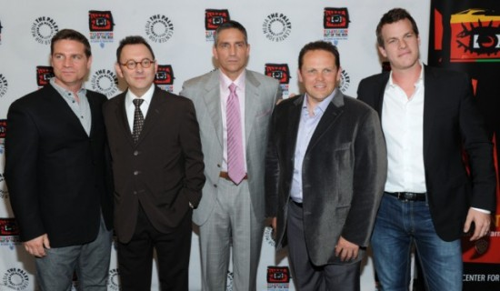Videos: Person of Interest Cast and Creative Team Talk Final
