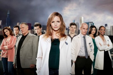 The Mod Doctor (FOX) Cast