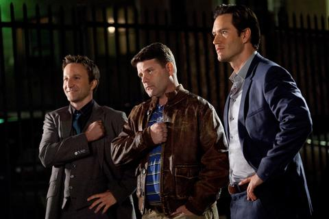 Franklin & Bash Viper Season 2 Episode 2