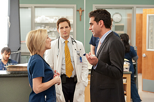 Nurse Jackie Season Finale 2012 Handle Your Scandal (4)
