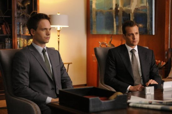 Suits (USA) The Choice