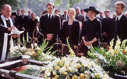 David, Claire, Ruth and Nate Fisher - Six Feet Under