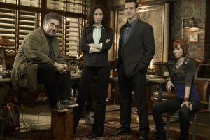 Cast from Warehouse 13