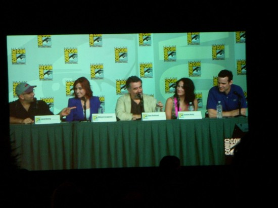 Comic-Con 2012: Warehouse 13 Panel