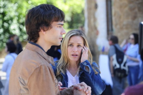 Covert Affairs (USA) Sound and Vision