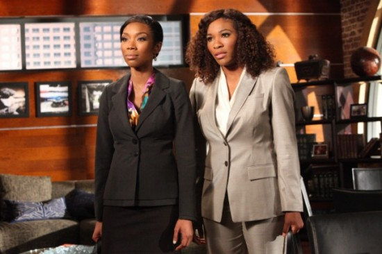 Drop dead diva rigged season 4 episode 6 serena williams guest stars tv equals - Drop dead diva season 5 episode 4 ...