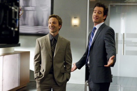 Jared and Peter - Franklin & Bash