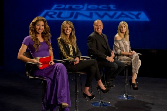 Project Runway Candy Couture Season 10 Episode 2