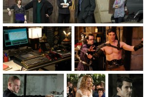 Warehouse 13 collage