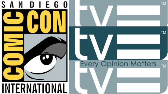 comic con 2012 tv equals