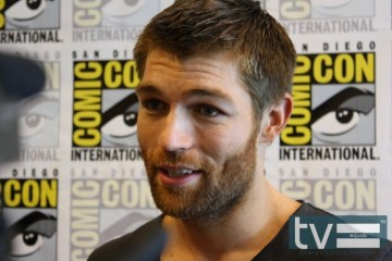 spartacus war of the damned press comic-con 2012 14