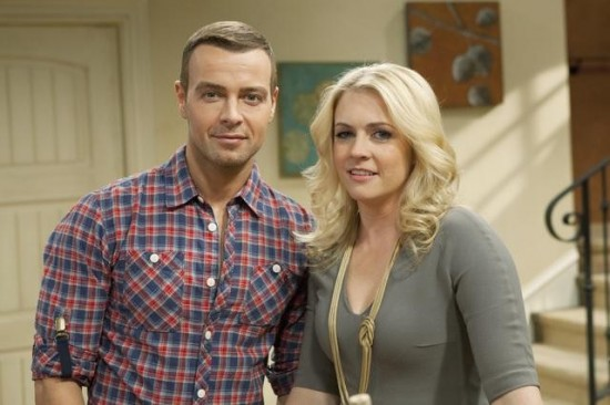"""Melissa & Joey """"From Russia With Love"""" Season 2 Episode 14"""