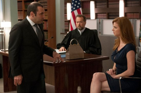 Suits (USA) Sucker Punch