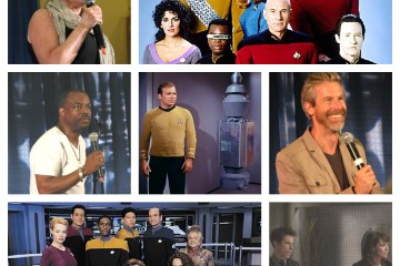 Kate Mulgrew, LeVar Burton, Jonathan Young, Sanctuary, Star Trek: The Next Generation, Star Trek, Star Trek: Voyager