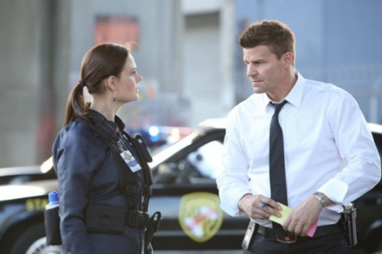 Bones The Partners in the Divorce Season 8 Episode 2